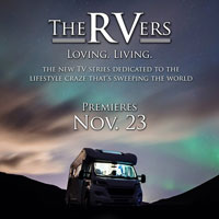 Fantasy RV Tours' Alaska Caravan to Appear on 'The RVers' TV show on December 22