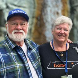 JOHN & ANNE WHARTON