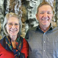 PATRICK & JANET WRIGHT