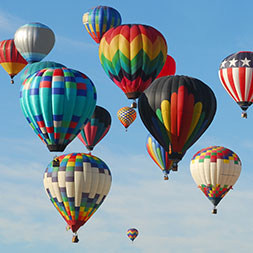 5 Day Balloon Fiesta (05UABP-100820)