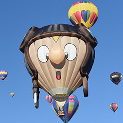 5 DAY BALLOON FIESTA