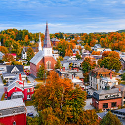 29 Day Autumn in New England (29UANF-091721)