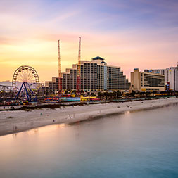 35 Day Florida Sunshine Getaway