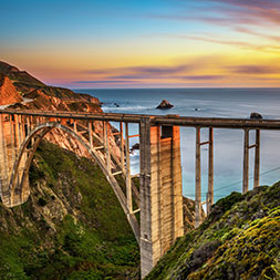 An adventure filled with beauty, flavors and West Coast iconic destinations.