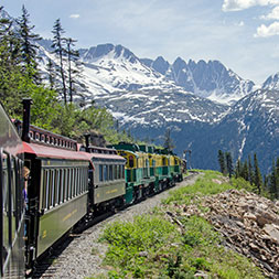 Visit a vast frontier of wildlife, glaciers and unforgettable experiences.