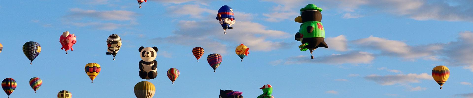 Fantasy RV Tours: 7 Day Albuquerque Balloon Fiesta (07UABP-093021)
