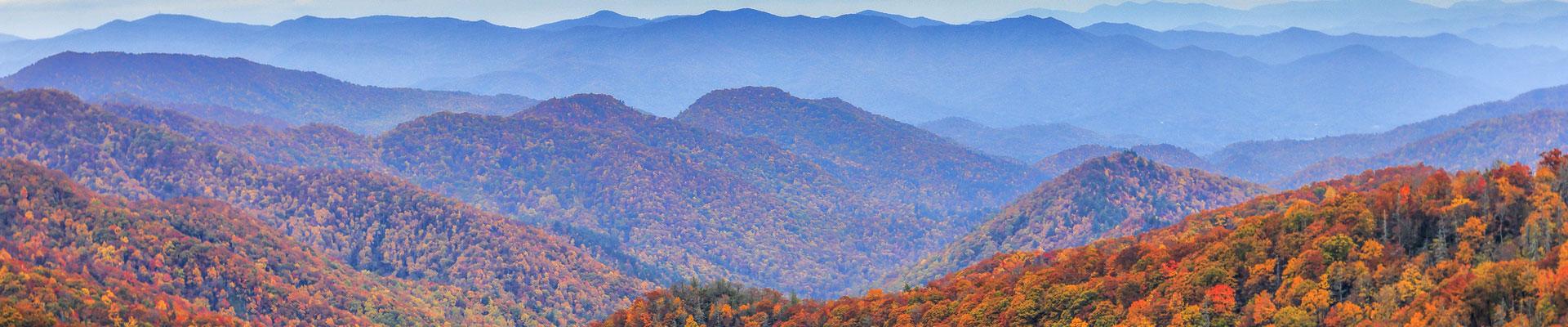 Fantasy RV Tours: 7 Day Smoky Mountain Rally (07USMW-100222)