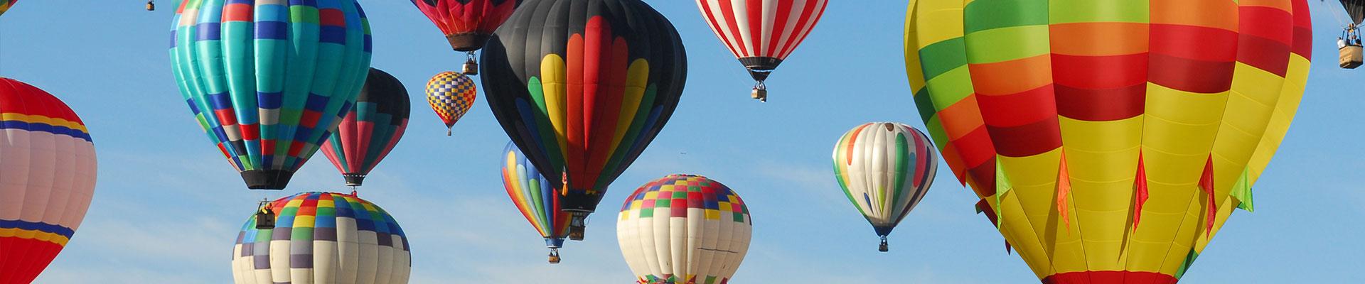 Fantasy RV Tours: 8 Day Albuquerque Balloon Fiesta (08UABW-100120)