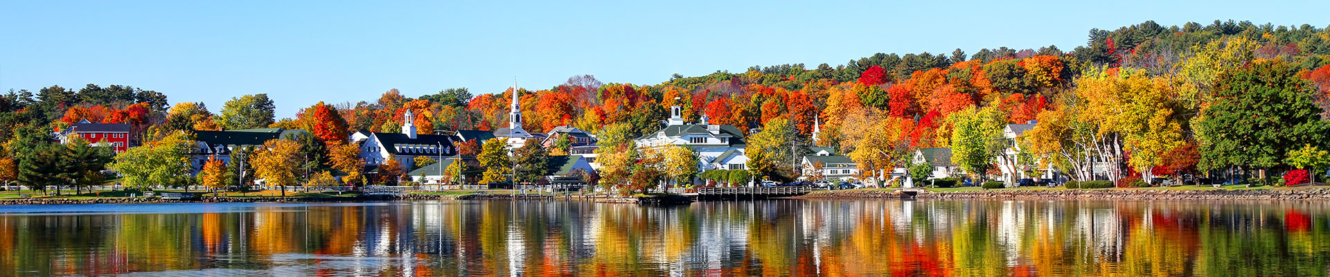 Fantasy RV Tours: 29 Day Autumn in New England (29UANP-092019)